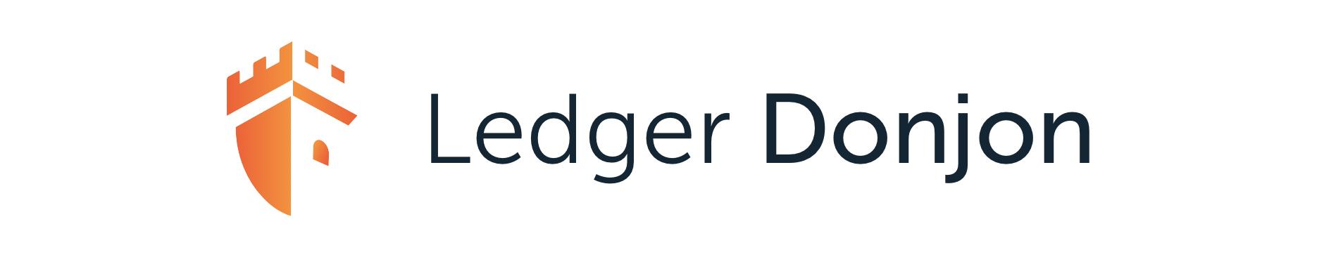 Ledger Donjon logo